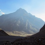 one of MANY peaks along the trans-Andes bus ride