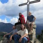 a mirador over Bariloche