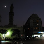 the mosque and the gas station