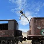 train gap jump!