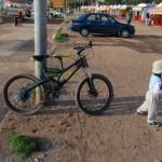 tandem bike?