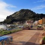 Copacabana's lake front