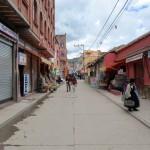 the road to La Paz?