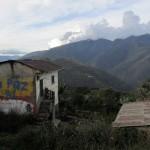 Bolivian graffiti