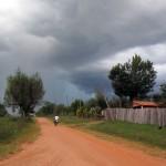thunderstorm cometh