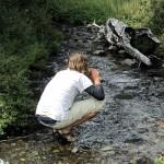 free Patagonian drinking water