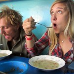 soups are dirt cheap but always delicious in Bolivia