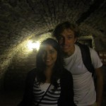 catacombs under the city