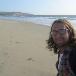 Mancora's beach