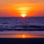 Peruvian sunset