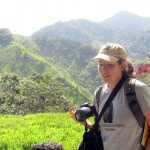 trekkin' in the Ecuadorian Andes with Kerry
