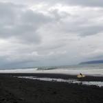 the rainy coast of Costa RIca