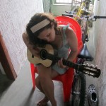 some guitar in San Juan del Sur
