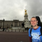 Buckingham Palace- kinda cool