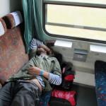 train travel has its perks