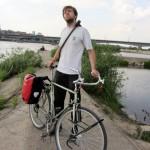 best way to see the city- just start biking...