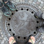 shoot, even the man-hole covers here are cool