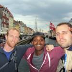 Jibriil, the man, and a Copenhagen canal