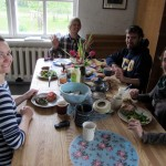 yet another family dinner- so good