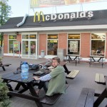McWireless- it was seriously called that in Vilnius, Lithuania