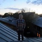 makin' it Rein on the roof