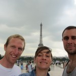 Eiffel Tower, of course