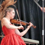 that babe could shred the violin!
