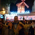 ah yes, the Moulin Rouge