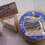 a taste of that Pyrenees cheese