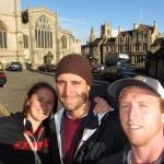 Stamford self-guided pub crawl