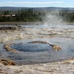 an elusive geyser