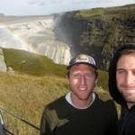 Iceland floweth